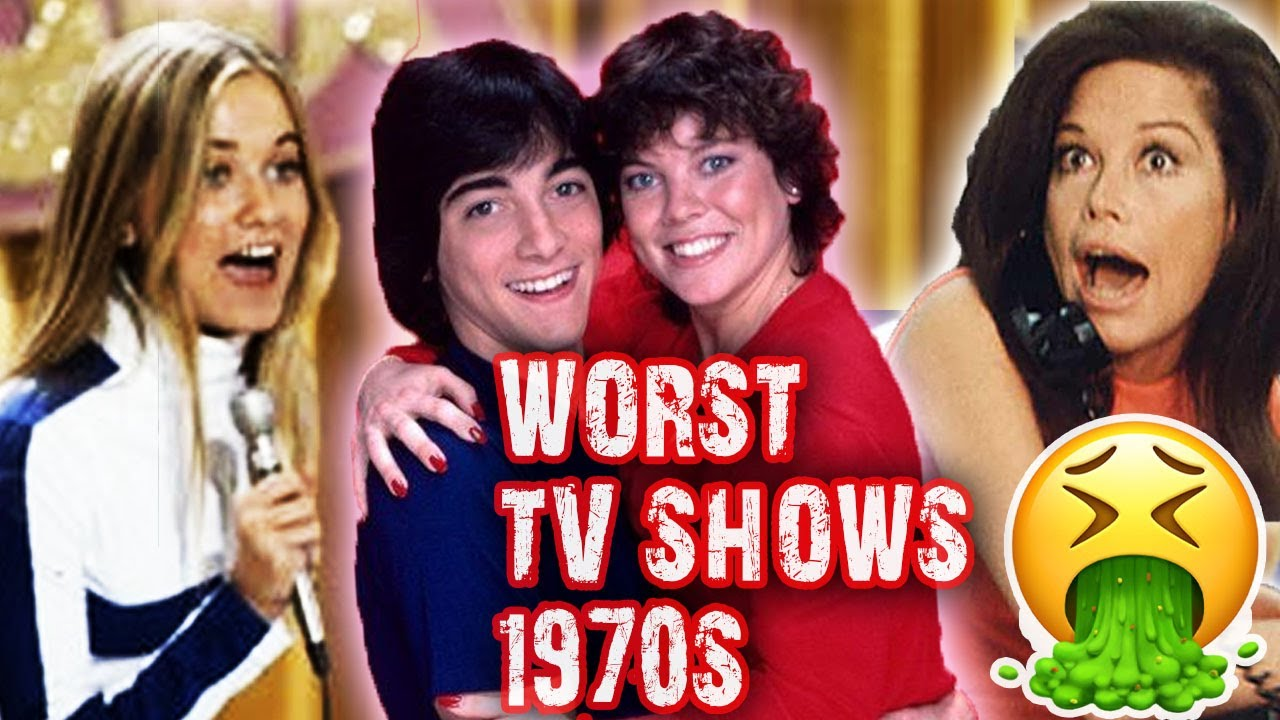 Download TOP 10 WORST TV SHOWS of the 1970s