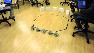 Роботы ScratchDuino в Слободе
