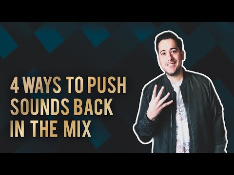 4 Ways To Add Depth To Your Mix