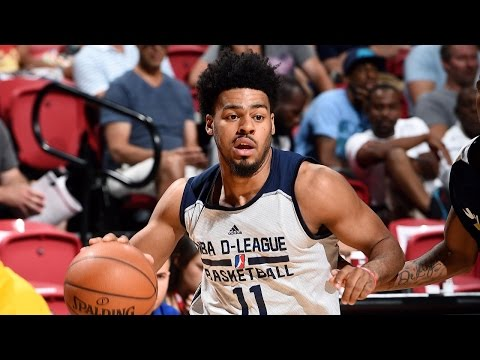 Top 5 Plays by the 2016 NBA D-League Select Team
