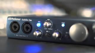 PreSonus AudioBox iSeries: iOne and iTwo