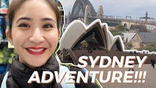 Our Sydney Adventure!