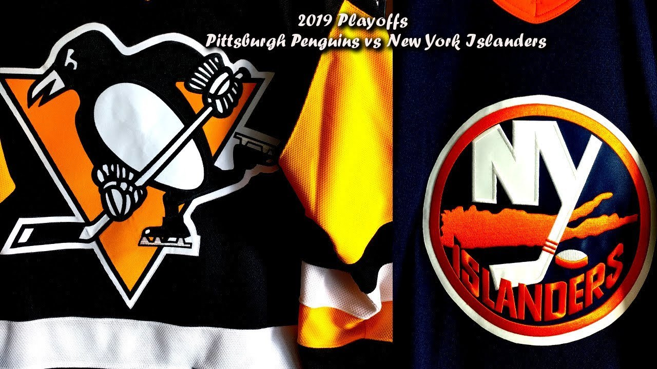 best cheap 2e504 b8b60 2019 Playoff Preview - New York Islanders vs Pittsburgh Penguins