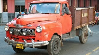 Кубинские «франкенштейны». Что это за машины такие и почему их так называют