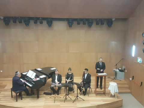 Modim Anachnu Lach (Herhsman), Cantor Amichai Gutermann