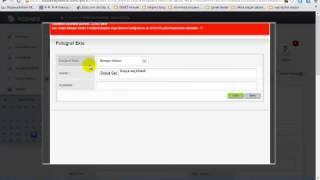 Okul Web Siteleri Yönetim Paneli - 2
