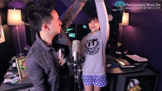 Repeat youtube video 珊瑚海 (Coral Sea) - Jay Chou ft. Lara (Jason Chen x Sharon Kwan Cover)
