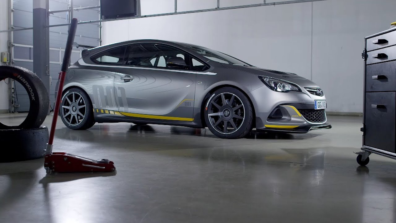2014 Opel Astra Opc Extreme Youtube