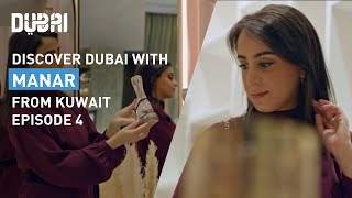 Explore Burj Khalifa and The Dubai Mall with Manar: Episode 4 | Visit Dubai