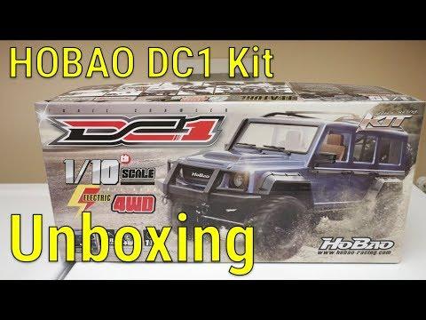 HoBao DC1 Kit - Unboxing