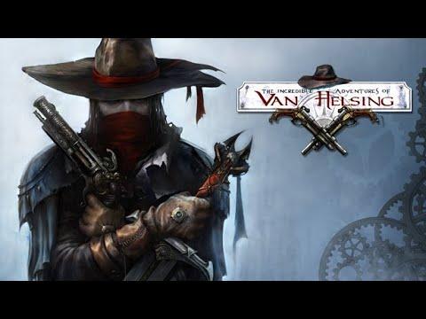 The Incredible Adventures of Van Helsing |