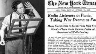 Orson Welles - War of the Worlds (1938 Original Radio Broadcast)