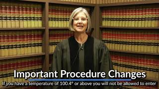 City of Columbia Municipal Court Reopening | A Message from the Chief Administrative Judge