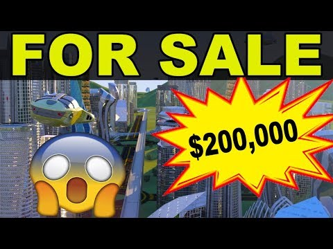 I found the WORST thing money can buy: Virtual Real Estate for $200,000