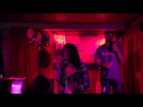 Karaoke at Michaels