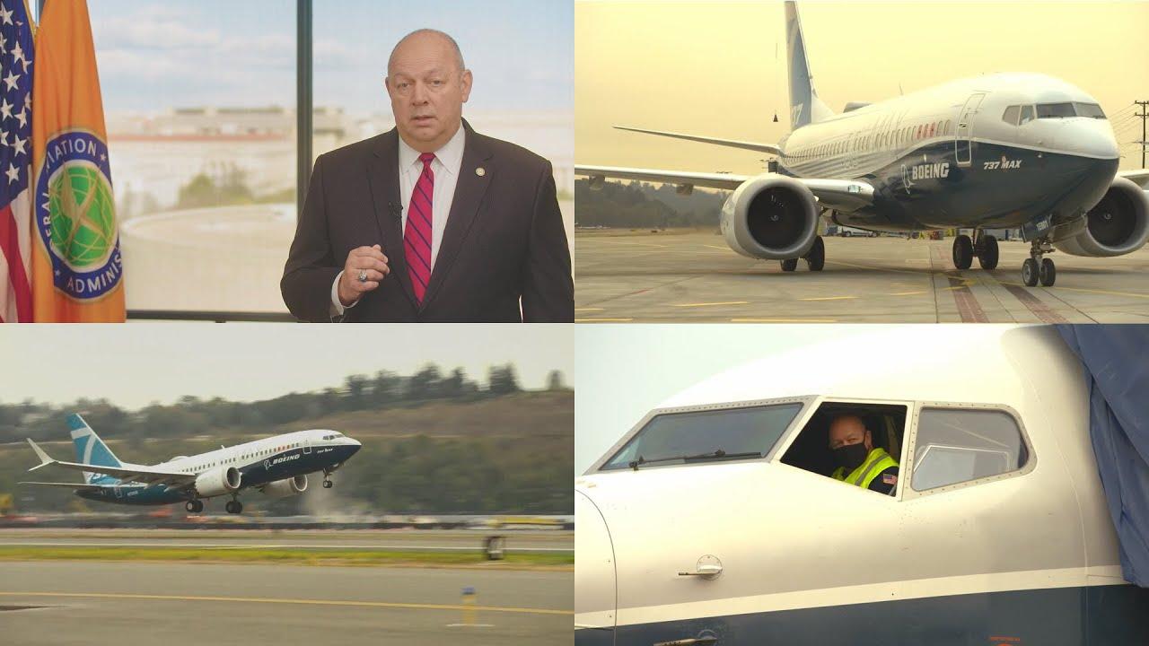 FAA Ungrounds 737 MAX