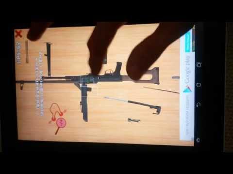 Android игра ПКМ сборка/разборка