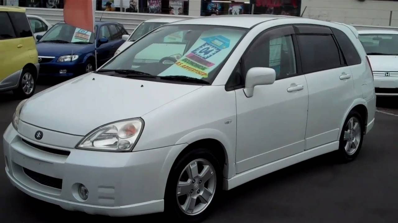 2004 Suzuki Aerio 1 8l Travelled 54 000 Km For At Anui Car Centre You
