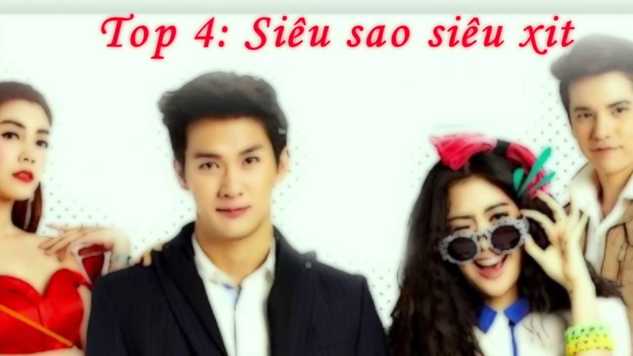Top 10 Bo Phim Thái Hay Nhất 2015
