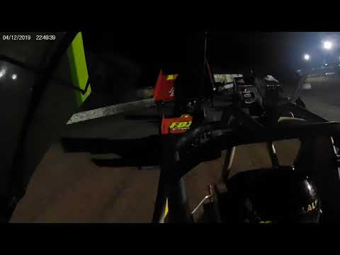 The Flying Avocado runs TSS at Heart O Texas Speedway