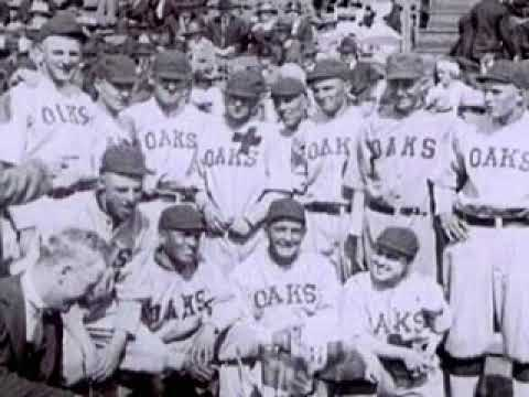 Oakland Oaks Opening Day - April 2, 1918