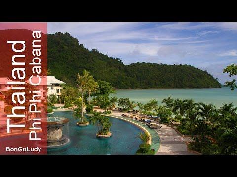 Thailand Phi Phi Island Cabana Hotel. Luxury on the island.