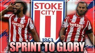 VON DER 2. ENGLISCHEN LIGA ZUM CL TITEL !! 💥🔥 | FIFA 19: STOKE CITY Sprint to Glory