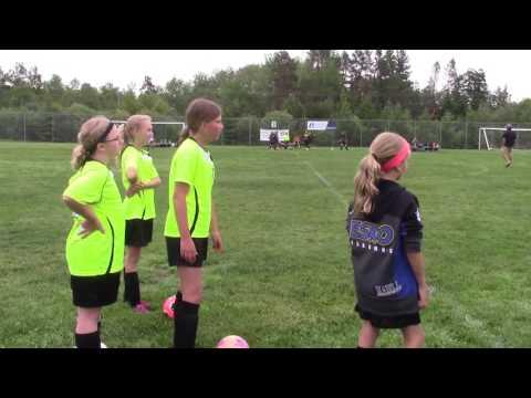 Leah Niven (Esko) vs. Chloe Salmela (Hermantown)