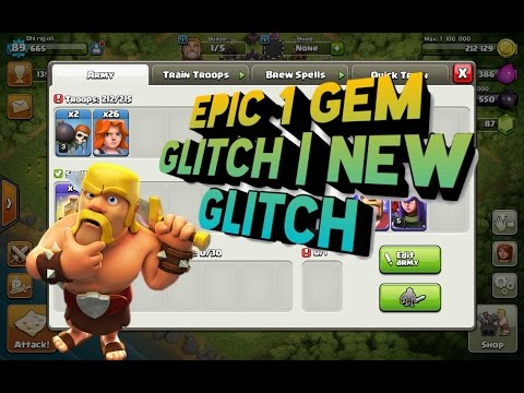 Brand New Barracks Glitch | Clash Of Clans Halloween Update | COC BUG