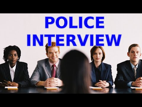 POLICE Oral Board: EDUCATION Questions