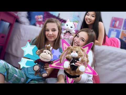 Merrell Twins Build A Bear Commercial