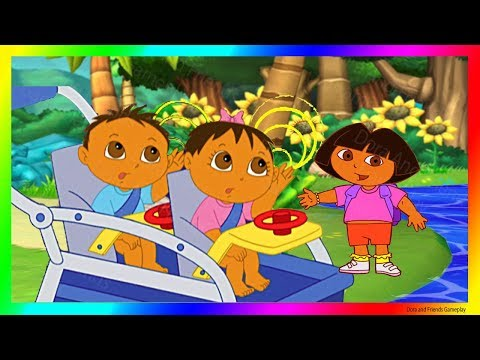 Dora And Friends The Explorer Cartoon 👙 Big Sister Dora With Dora Buji In Tamil