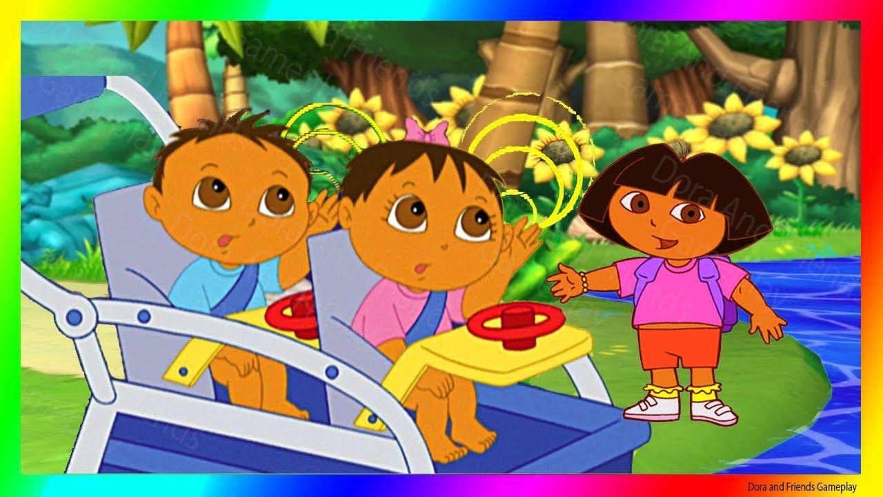 Dora And Friends The Explorer Cartoon Big Sister Dora