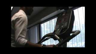 Star Trac: E-SM StairMill - Display Pauses