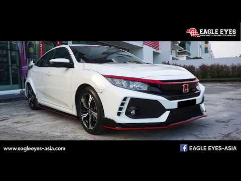Honda Civic Type-R Bodykit