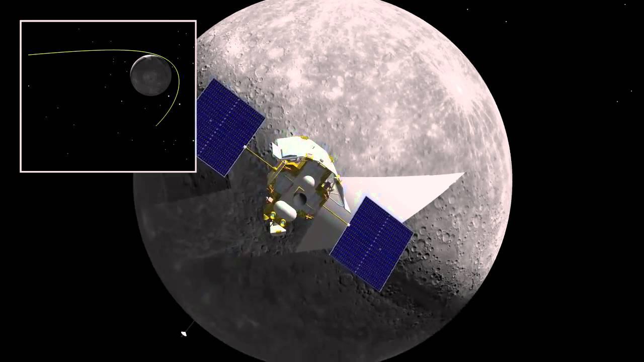 messenger spacecraft launch date - 1280×720