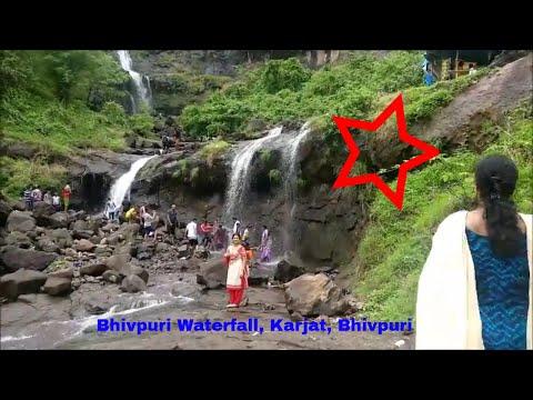 Bhivpuri Waterfall Karjat (Badlapur) - Thane (Near Mumbai, Navi Mumbai, Pune)