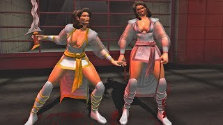 Mortal Kombat Armageddon ASHRAH (TRAJE ALTERNATIVO) FLAWLESS VICTORY - VERY HARD (PS2)【TAS】