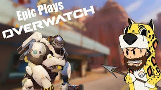 Overwatch: EPIC Mystery Heroes Match!
