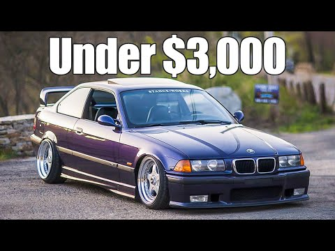 5 Cheap Reliable Cars Under 3k