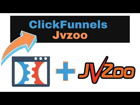 ClickFunnels Jvzoo Affiliate - Make Money With ClickFunnels And Jvzoo!
