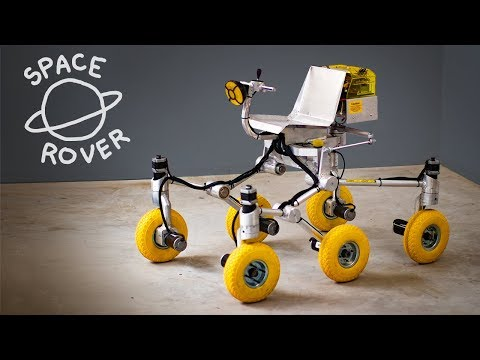 Making a Rover For My Kid! Building the Rover!