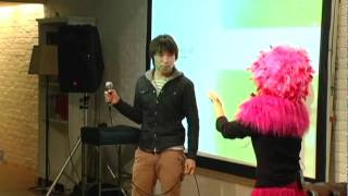 Human beatbox: Daichi at TEDxTokyoyz 2011