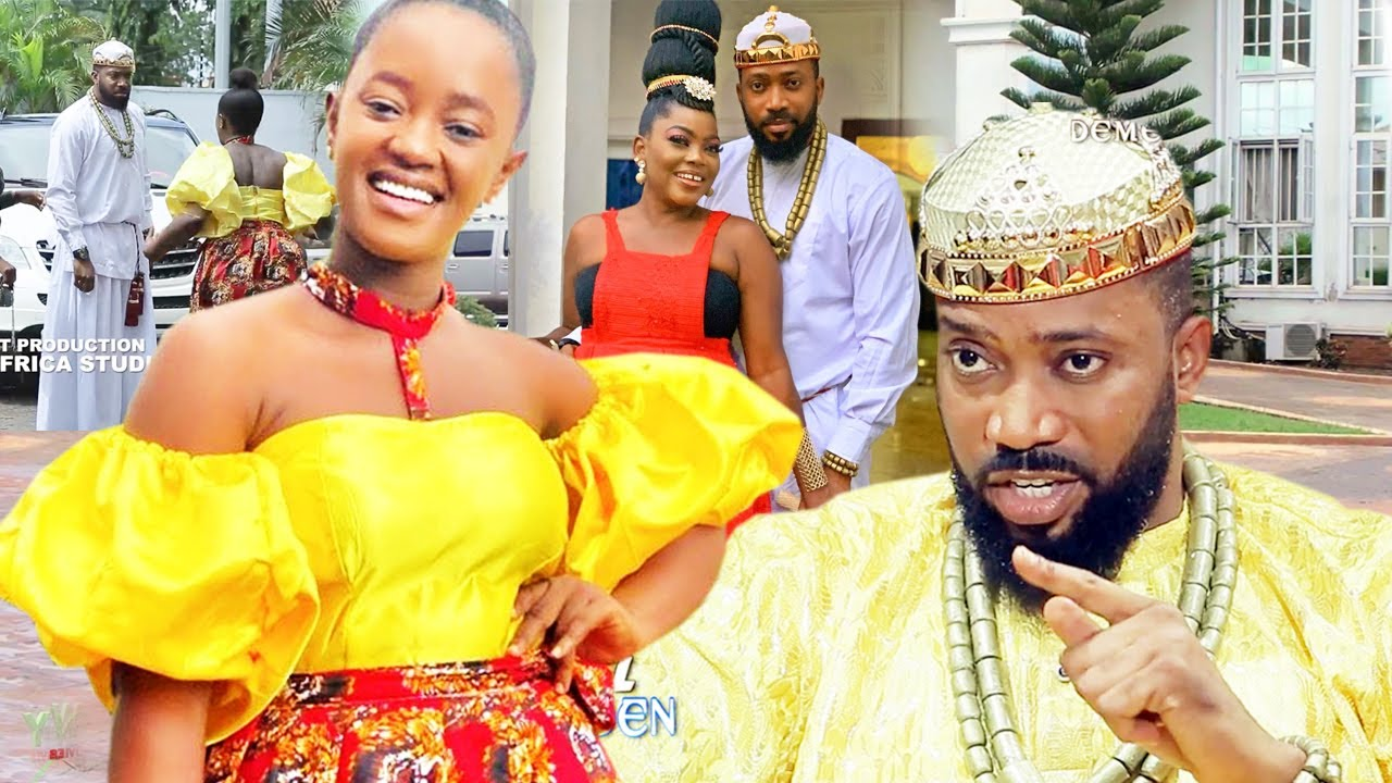Download How The Beautiful Palace Maid Won The Heart Of The Prince 1&2-Luchy Donalds/Fredrick 2020 NEW movie
