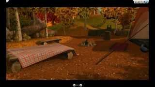 3D Sexvilla 2 - Location preview: Outdoor