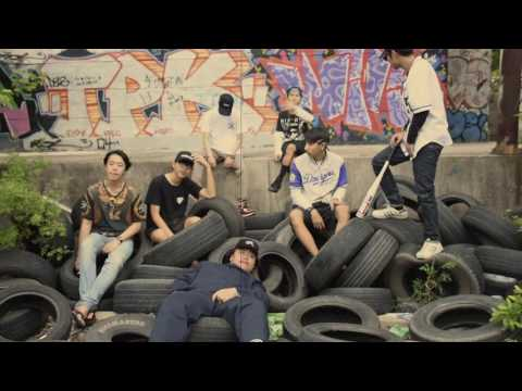 3RCREW - KICK BACK TO (OLD) SCHOOL [OFFICIAL MUSIC VIDEO]