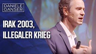 Dr. Daniele Ganser: Irak 2003, ein illegaler Krieg (Hamburg 7.5.2017)
