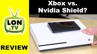 Xbox One vs. Nvidia Shield TV : Home Theater, Streaming Media, & Gaming