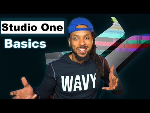 How to Record Vocals in Studio One | Setting Up a Session