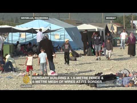 Inside Story - Refugees and Europe's dilemma